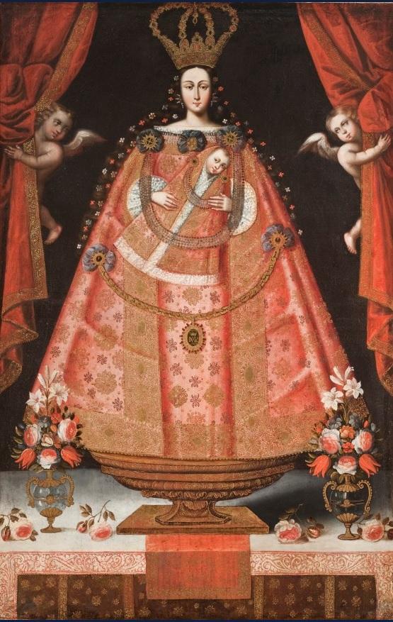 scuola di cuzco barocco andino cctm arte italia latino america