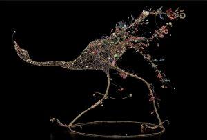 laura cadelo bertrand oro scultura cctm italia latino america arte
