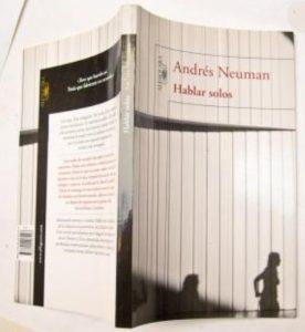 Andrés Neuman parlare da soli cctm cultura