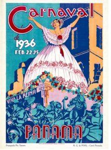 carnaval panama cctm vintage