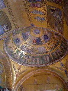 mosaici basilica di san marco venezia cctm arte