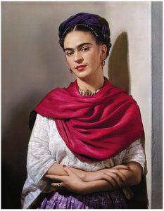 Nickolas Muray Frida Kahlo cctm donne a noi piace leggere