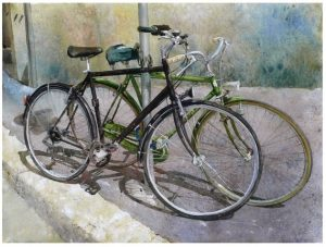 christian flores bicicletta cctm arte