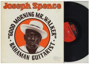 joseph spence cctm musica good morning