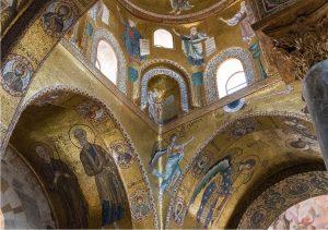 mosaici la martorana palermo oro cctm arte capolavori