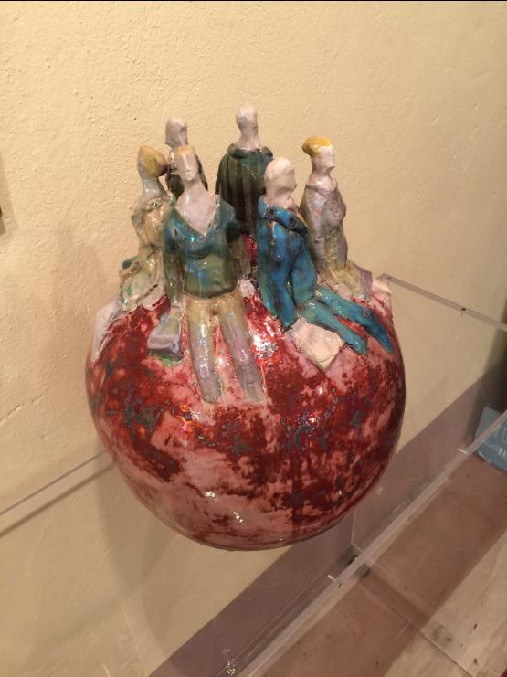 paolo staccioli ceramica cctm arte montecatini