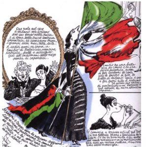 Grazia Nidasio fumetti illustratori cctm arte italia corriere dei piccoli