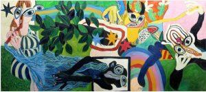 José Tola Perù cctm arte plastica pittura scultura latino america