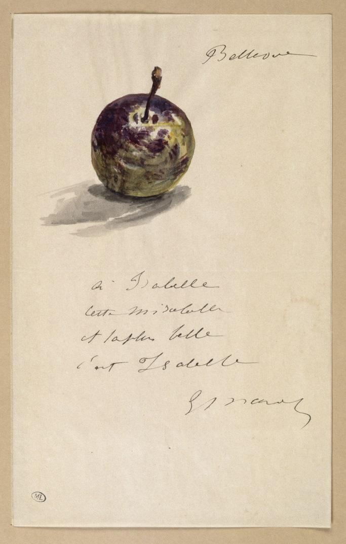 Edouard Manet lettere a Isabelle Lemonnier cctm arte amore cultura bellezza lettere