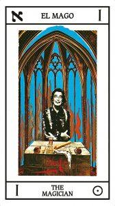 I tarocchi di Salvador Dalì - il Mago cctm pittura cultura arte surrealismo