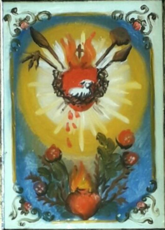 sacro cuore pincisanti arte popolare religiosa sicilia cctm