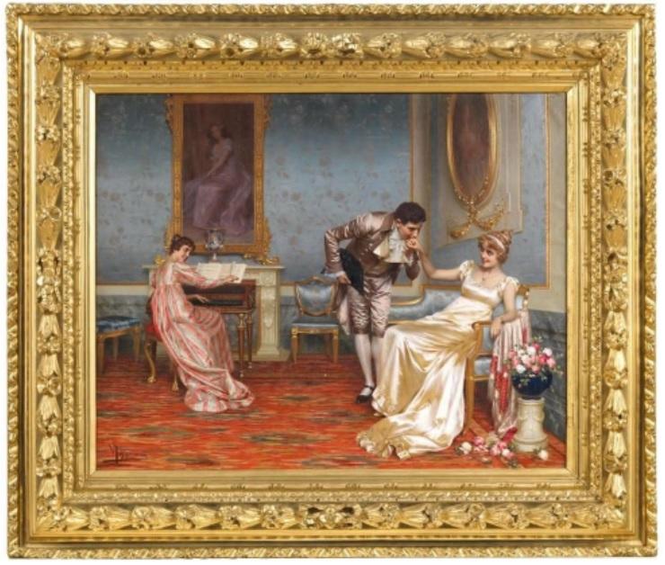 vittorio reggianini cctm pittura italia latino america abiti
