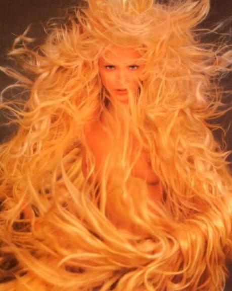febbraio 1995 calendario pirelli cctm fotografi avedon