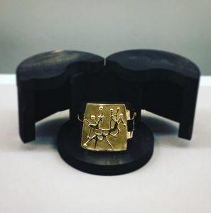 mario giansone scultore oro jewelry cctm a noi piace leggere