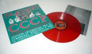 CCCP non studio non lavoro cctm musica punk cultura