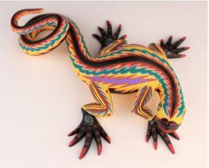mario castellanos reina ramirez lizard mestieri d arte Oaxaca cctm a noi piace leggere