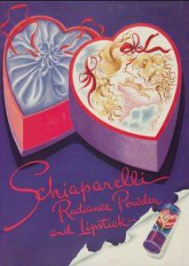 radiance powder Elsa Schiaparelli Salvador Dalí cctm moda stilisti surrealismo a noi piace leggere