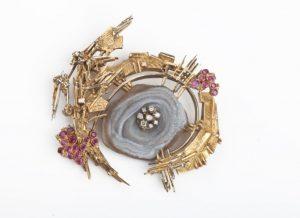 arnaldo pomodoro jewelry gioielli oro cctm capolavori a noi piace leggere