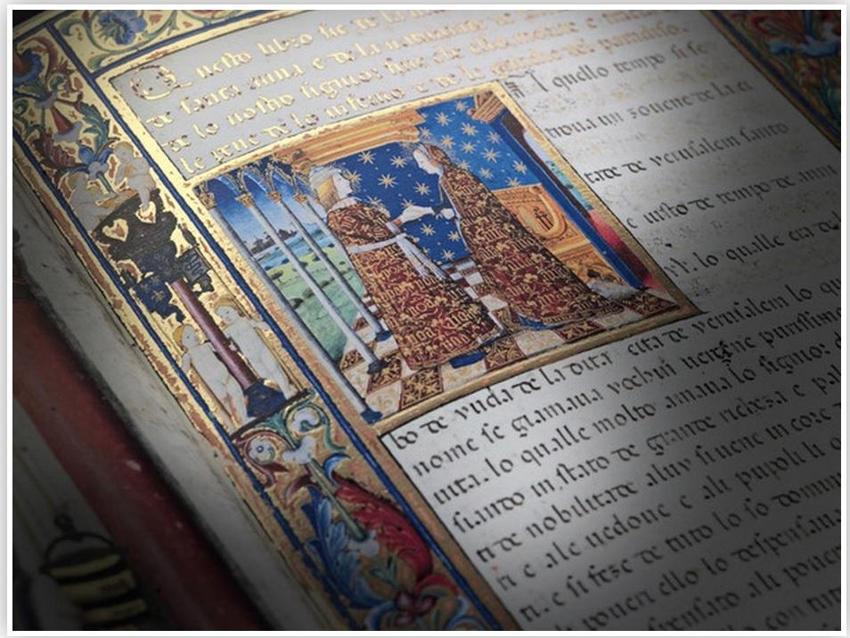 cristoforo de predis Leggendario Sforza-Savoia cctm capolavori
