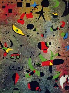 Joan Miró surrealismo pittura scultura cctm arte a noi piace leggere