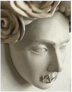Elsie Wunderlich guatemala arte biennale cctm donne scultura pittura