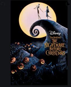 The Nightmare Before Christmas Marjorie Biondo italia cctm musica