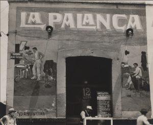 tina modotti 1926 Exterior of Pulquería, Mexico fotografia donne cctm
