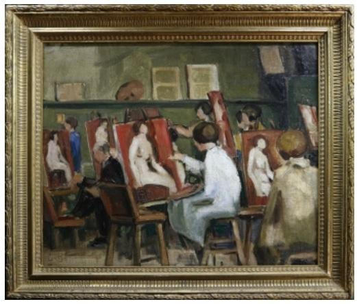Ana Cortés chile pittura Premio Nacional de Arte cctm