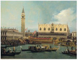 il Canaletto pinacoteca Agnelli cctm arte torino cultura