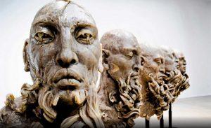 Javier Marín messico scultura bronzo cctm a noi piace leggere