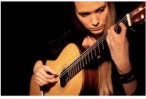 Sofija Mihailovic Agustin Barrios Mangoré paraguay musica cctm chitarra classica