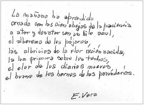 edith vera (argentina) mattina cctm poesia latino america a noi piace leggere