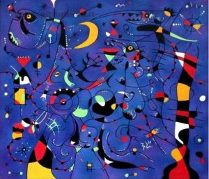Joan Miró (Spagna) cctm arte pittura a noi piace leggere