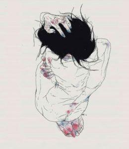 Araceli Mariel Arreche (Argentina) poesia ferita cctm a noi piace leggere