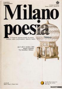 gianni sassi italia milano poesia cctm cultura