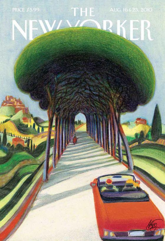 lorenzo mattotti new yorker toscana cctm pittura arte a noi piace leggere