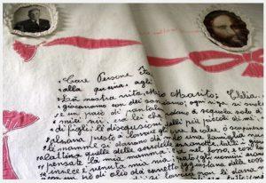 il lenzuolo di Clelia Marchi cctm diari a noi piace leggere