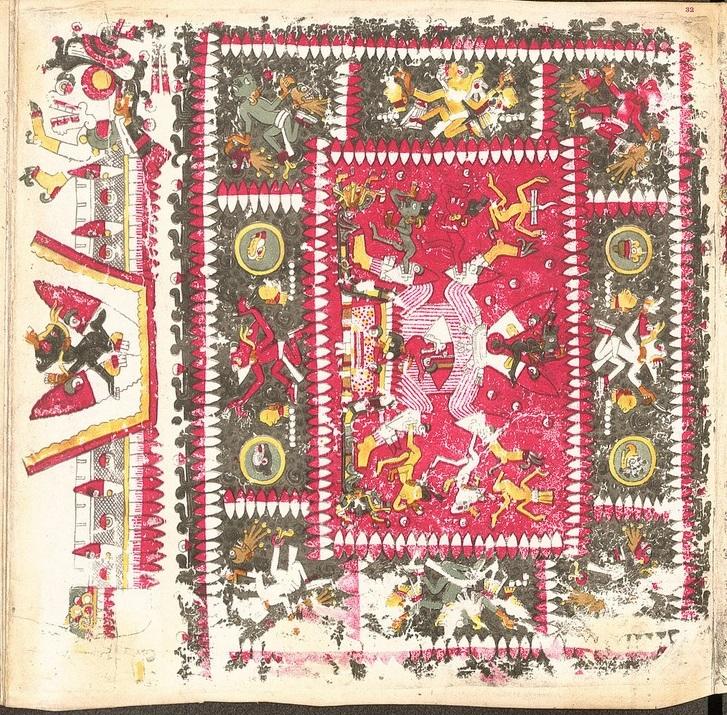 codice borgia americhe precolombiane codex cctm a noi piace leggere