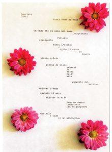 francesca fattinger poesia emozioni italia cctm a noi piace leggere