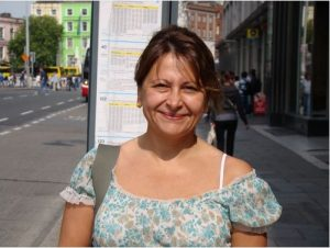 Claudia Zironi (Italia) cctm poesia a noi piace leggere onda