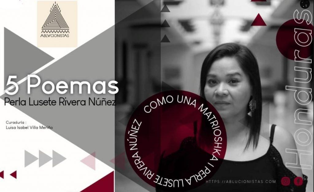 Perla Lusete Rivera Nùñez matrioska poesia honduras cctm a noi piace leggere