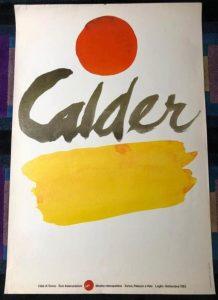 alexander calder Torino pittura scultura cctm a noi piace leggere