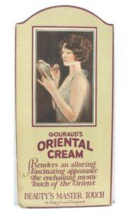 Gouraud's Oriental Cream belle da morire - il mercurio cctm a noi piace leggere