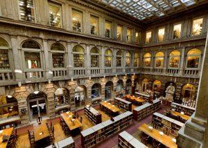 biblioteche d'italia - Venezia biblioteca marciana cctm a noi piace leggere