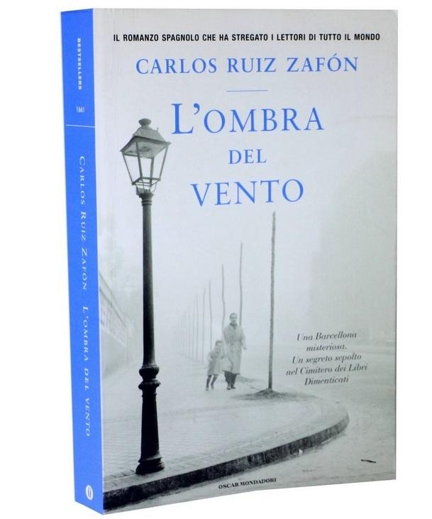 Carlos Ruiz Zafón España incipit cctm a noi piace leggere