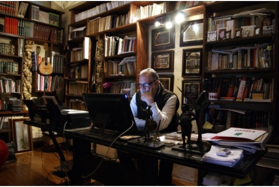 Francisco Navarro Ruiz poesia mexico cctm a noi piace leggere pandemia