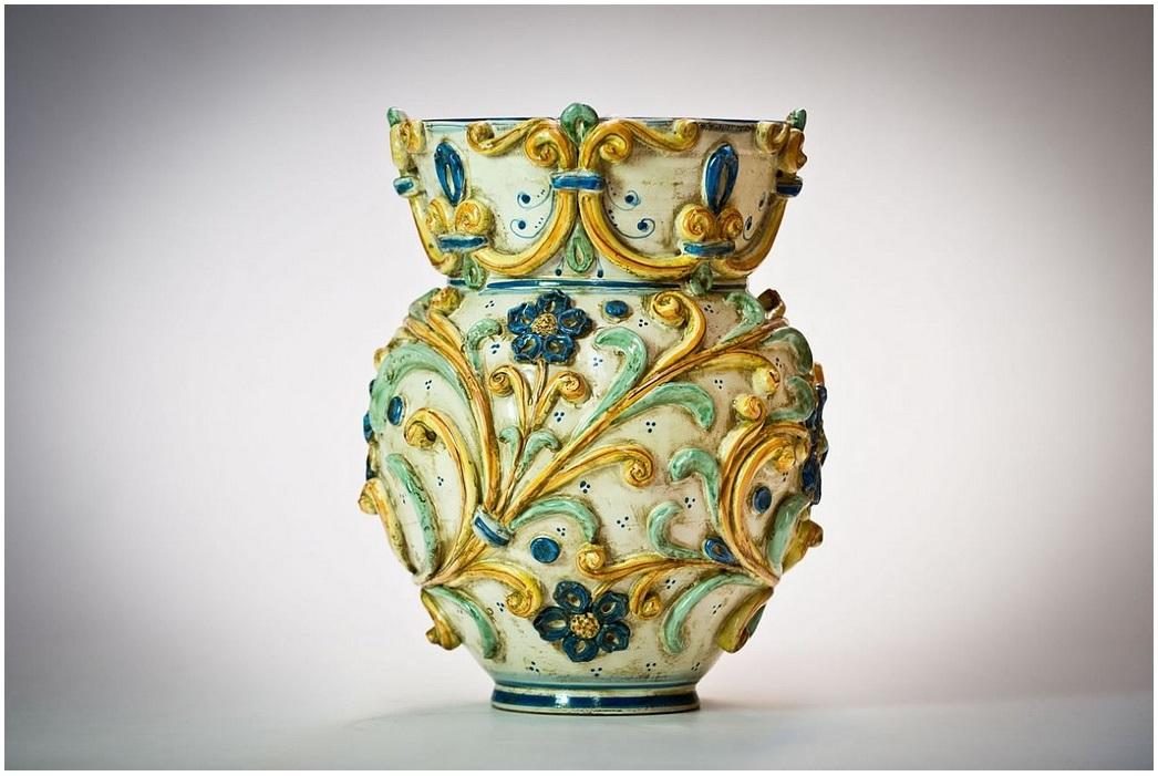 Nicolò Morales ceramica cctm italia mestieri arte