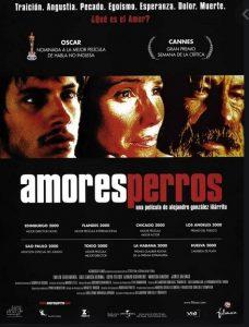 amores perros Alejandro González Iñárritu mexico registi cctm cultura