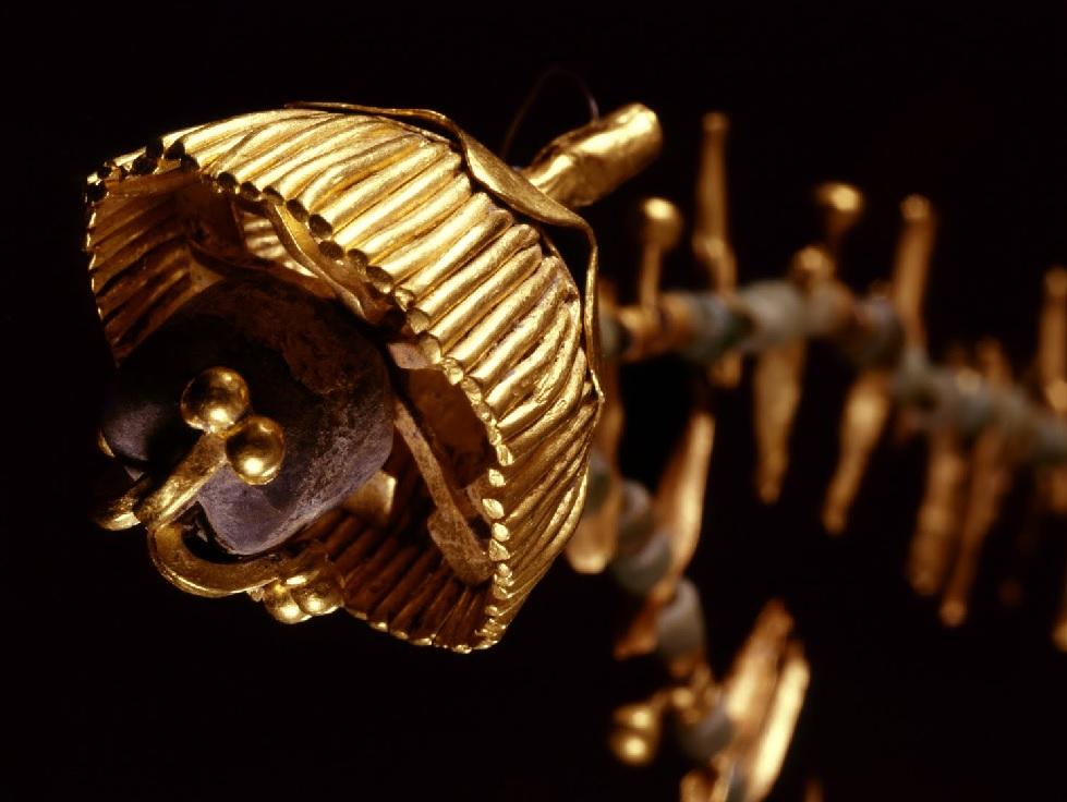 museo del oro Orfebrería cctm bogota a noi piace leggere oro
