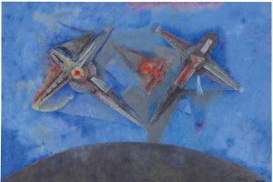 rufino tamayo The Astronauts cctm pittura messico a noi piace leggere